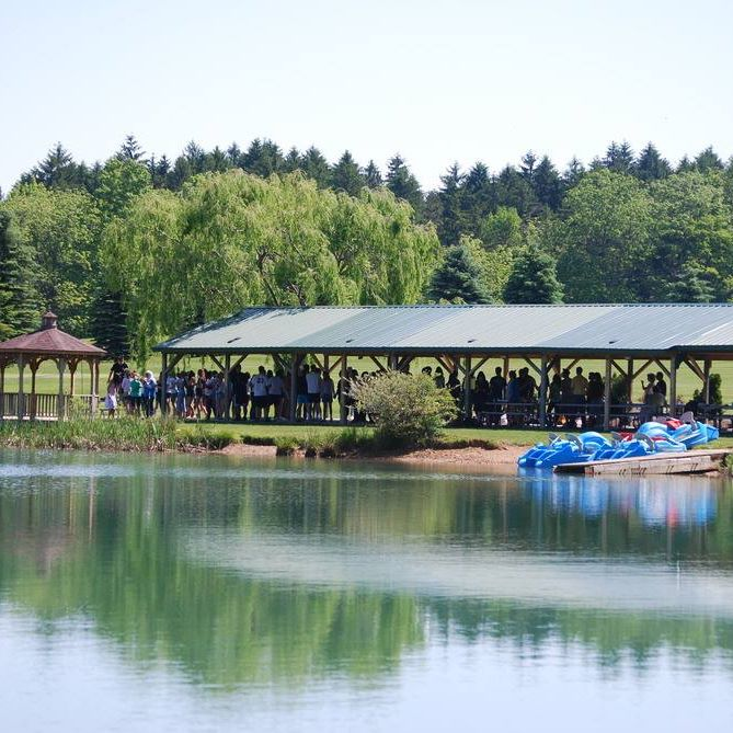 All are welcome to join ACRES at Tussey Mountain for a day of fun! We will have full access to the paddle boats, fishing pond, sand volleyball court,