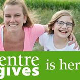 #CentreGives is finally here!! Right now, you can visit our page on Centre Gives and make a secure, tax-deductible donation of $25 or greater directly
