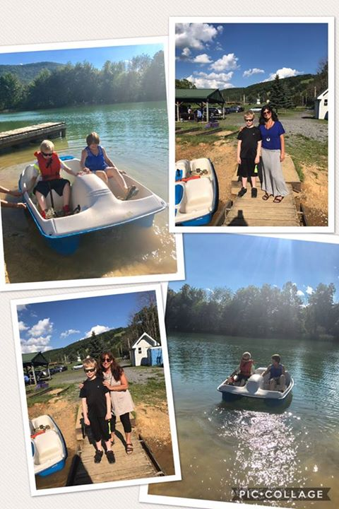 More fun pics from our picnic at Tussey Mountain!!
