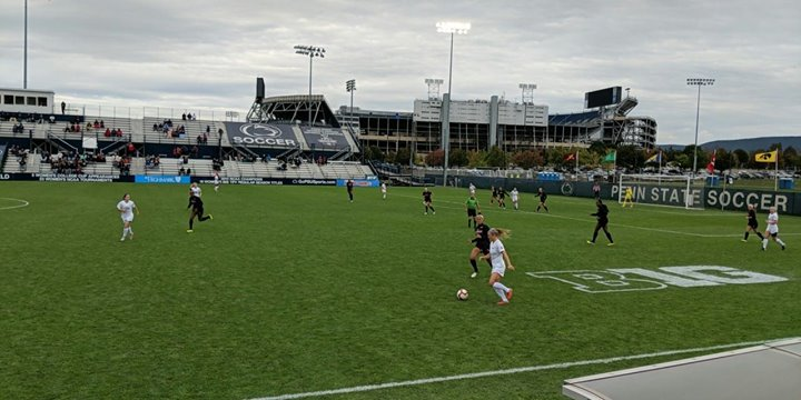 ACRES at the PSU soccer game