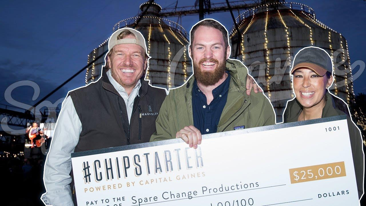 HUGE CONGRATULATIONS to our friends at Spare Change we are so excited for you and what your future holds.  Keep up the great work and we can't wait to