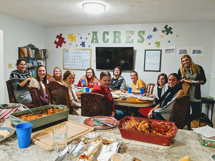 Holiday Staff Party!  Thank you all for your passion and commitment to ACRES!