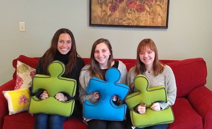 We're excited to welcome our Spring 2019 interns Allie, Becca, and Rachel to the ACRES team today!   The ACRES Project partners with Penn State's Depa