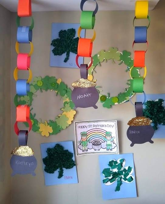 Happy St. Patrick's Day from the ACRES Project!