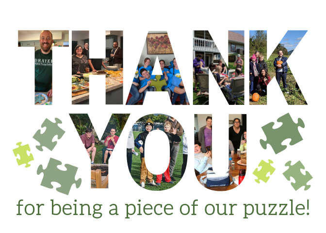 A huge THANK YOU to everyone who participated in Centre Gives! With your support, we raised $4,250 in matched donations -- that's over $8,500 to keep
