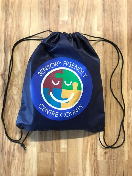 ACRES has created sensory bags to distribute throughout the community. Today, we put the bags in the Patton Police Center! Let us know if your busines