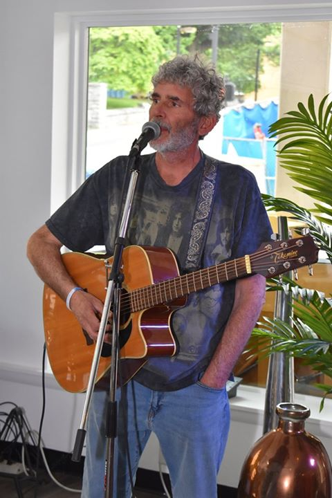 It is with heavy hearts that we mourn the passing of local musical legend Ken Volz. A man of immense talent and a gentle soul, Ken was a friend to all