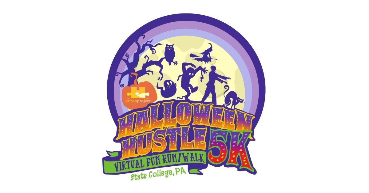 Are you ready? The #acreshalloweenhustle starts TOMORROW!