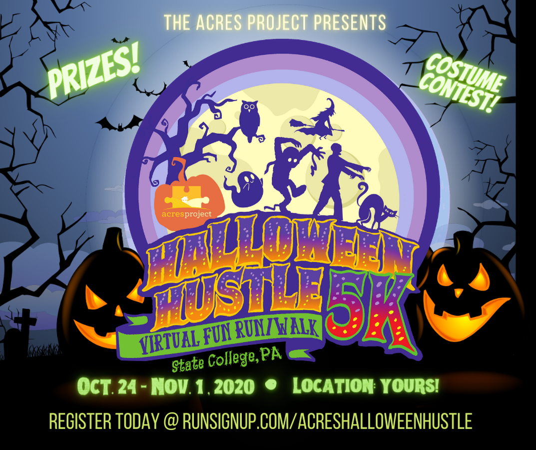 Thanks to StateCollege.com for featuring our Halloween Hustle in its Community Spotlight! http://www.statecollege.com/news/local-news/community-spotli