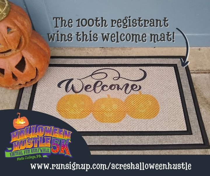 We're REALLY close to having 100 people signed up for the #acreshalloweenhustle! If you haven't registered yet, head over to www.runsignup.com/acresha