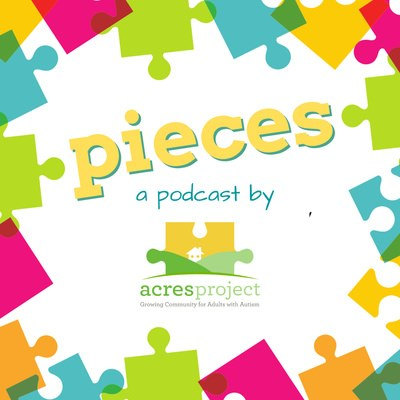 """Episode 7 of """"Pieces,"""" our ACRES podcast, is available now!"""
